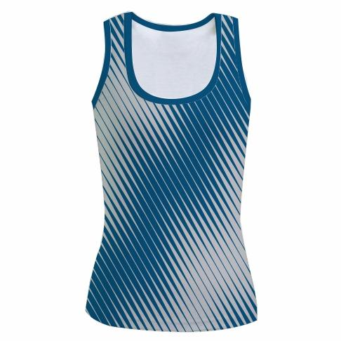 Hockey top round neck sublimated - Speed -