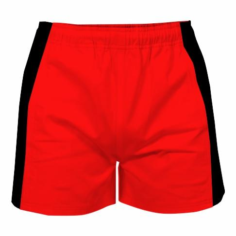 Panelled Zuco Rugby Shorts