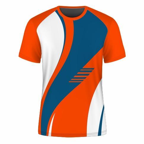 T-shirt Raglan Mens – FLASH