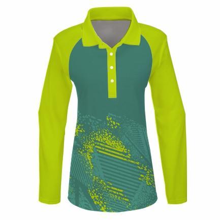 Golfer L/S Raglan Ladies - IMAGINE