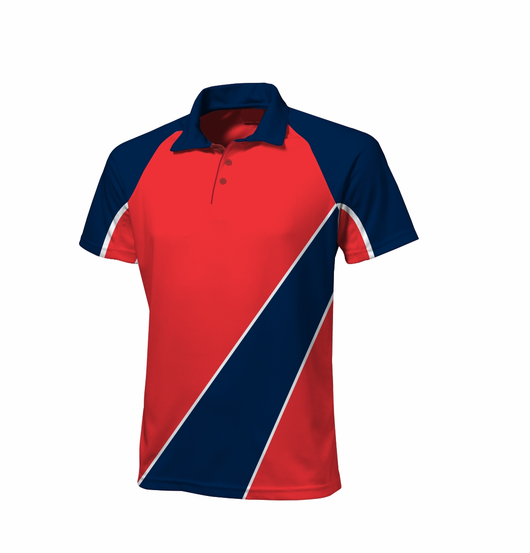 Panelled Zuco golfer - Morne