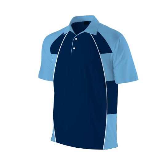 Panelled Zuco golfer - Elsunet
