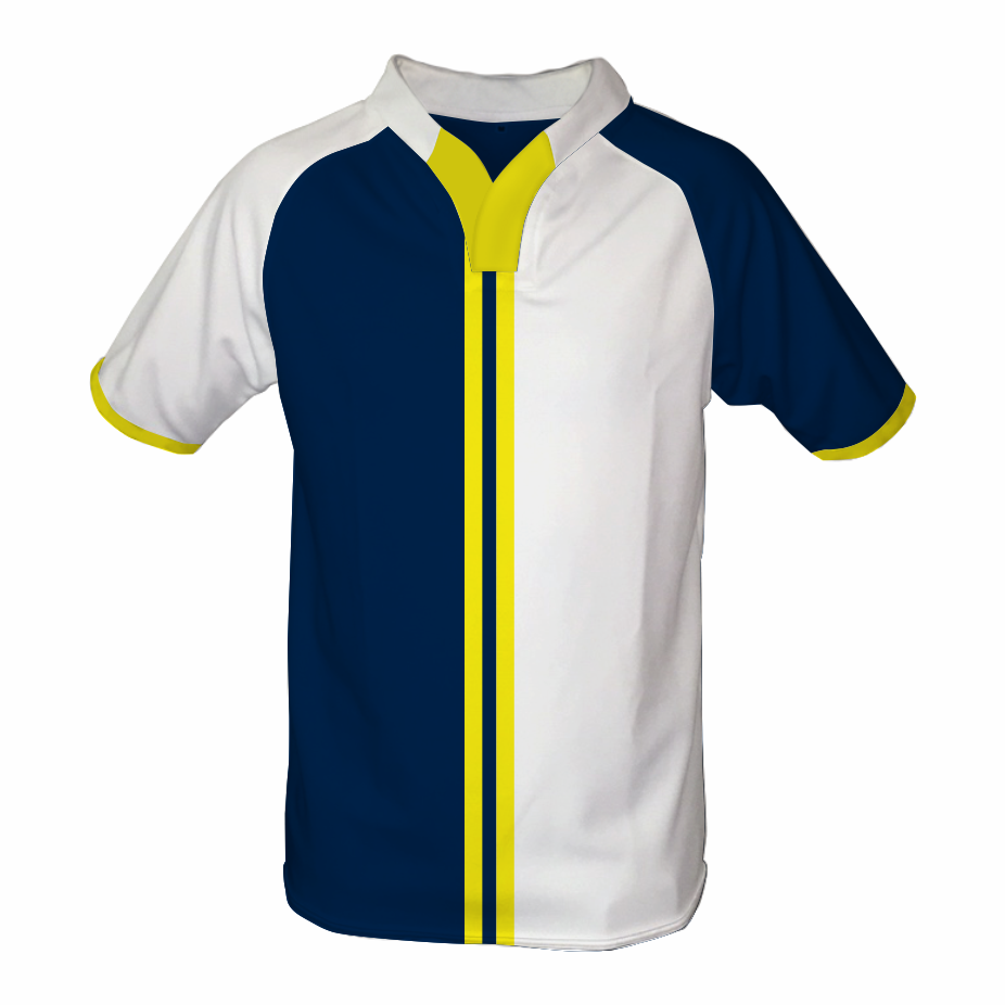 Panelled Zuco Rugby Jersey - Bakkies