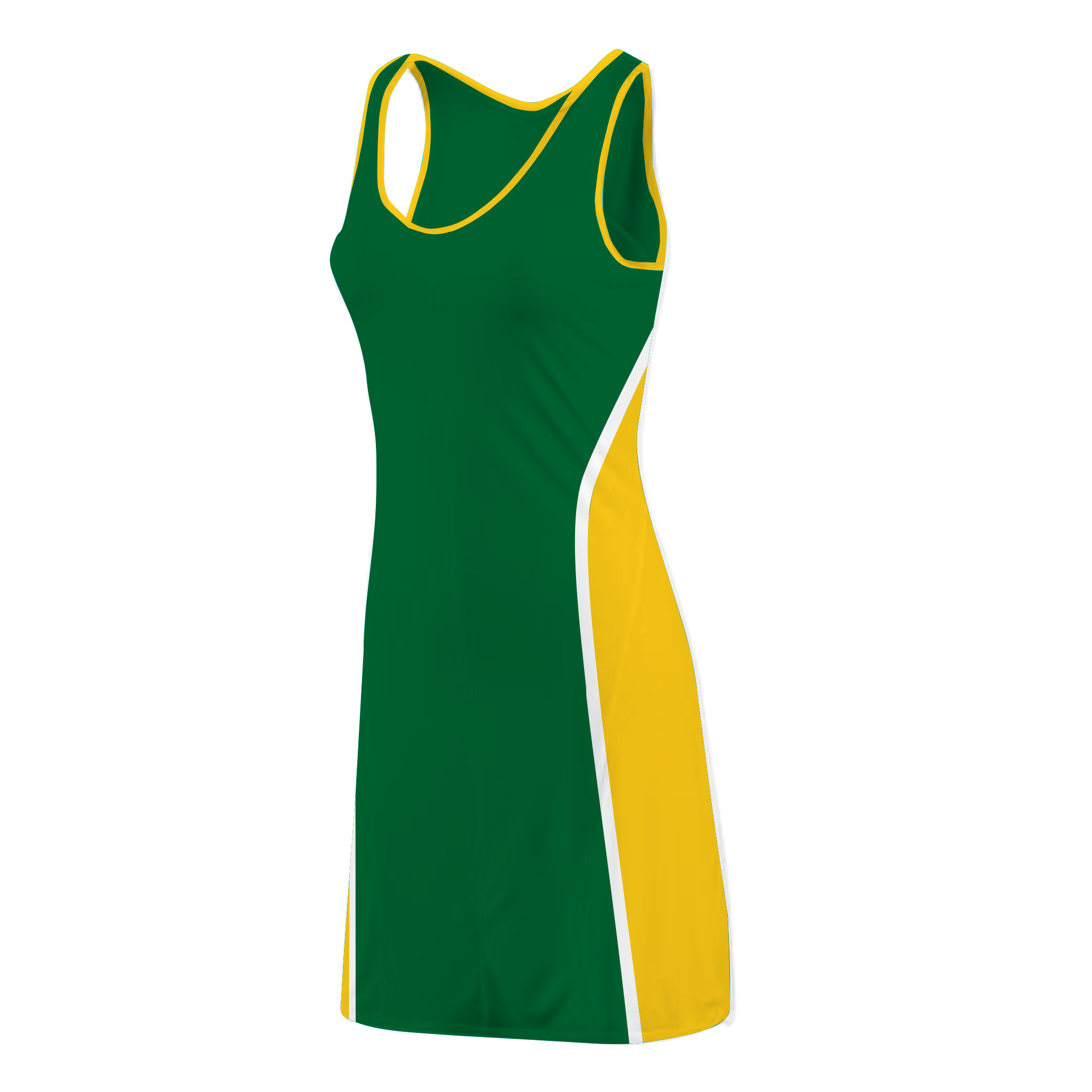 Panelled Zuco dress - Bolt