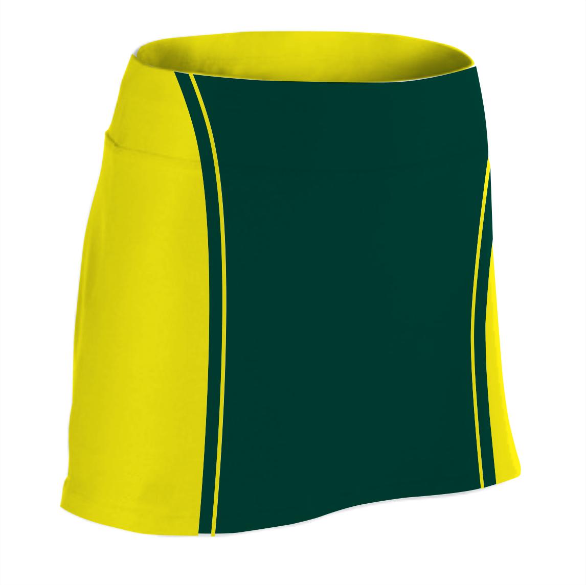Panelled Zuco hockey skirt - Anna