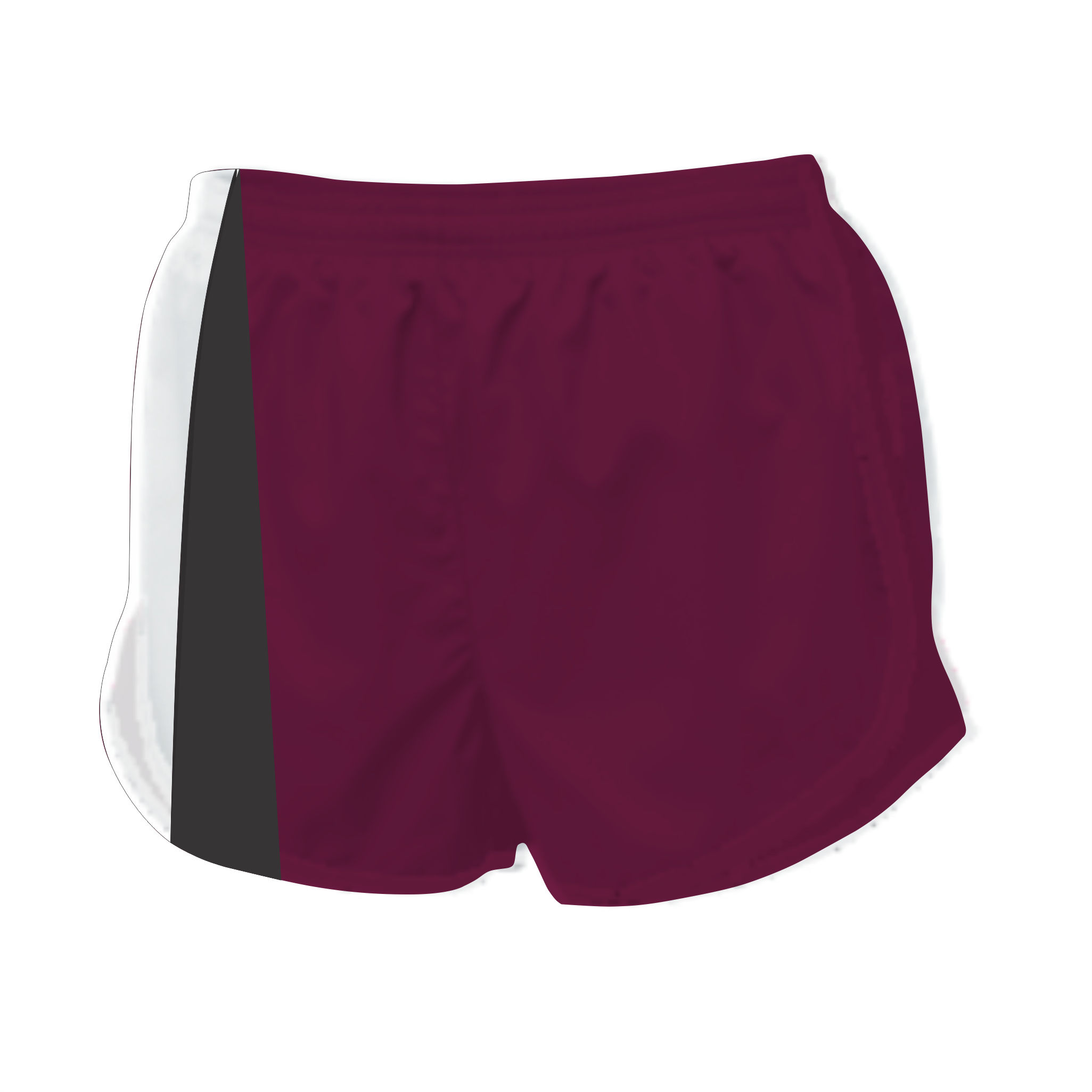 Panelled - Zuco running shorts - Petra