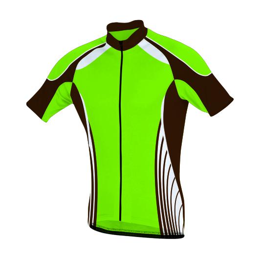 Sublimated Zuco Cycling Shirt - Mario
