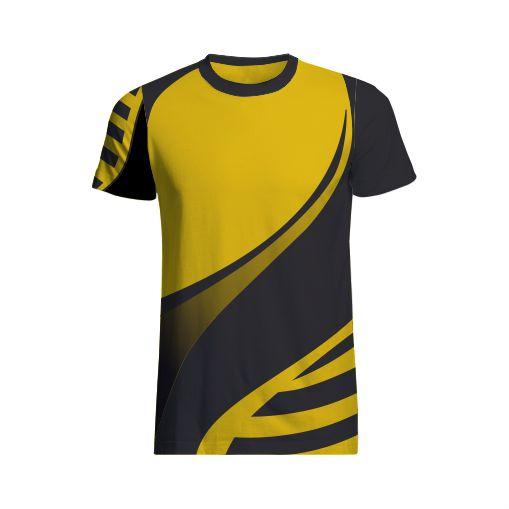 Sublimated Zuco football Shirt - Itumeleng