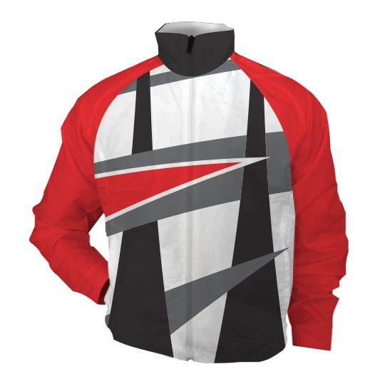 Sublimated - bench jacket - Diamond