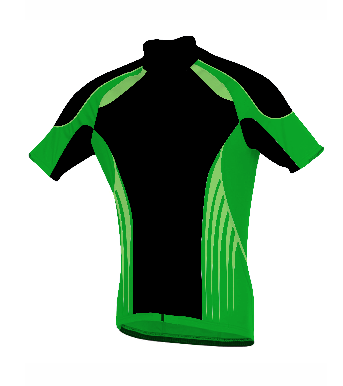 Sublimated Zuco Cycling Shirt - Niki