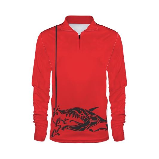 Sublimated - Fishing Shirt - Hook
