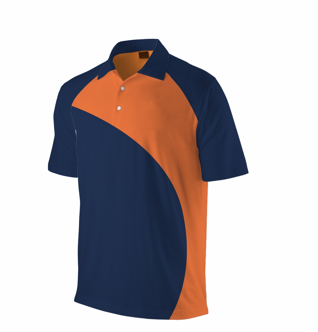 Panelled Zuco golfer - Court