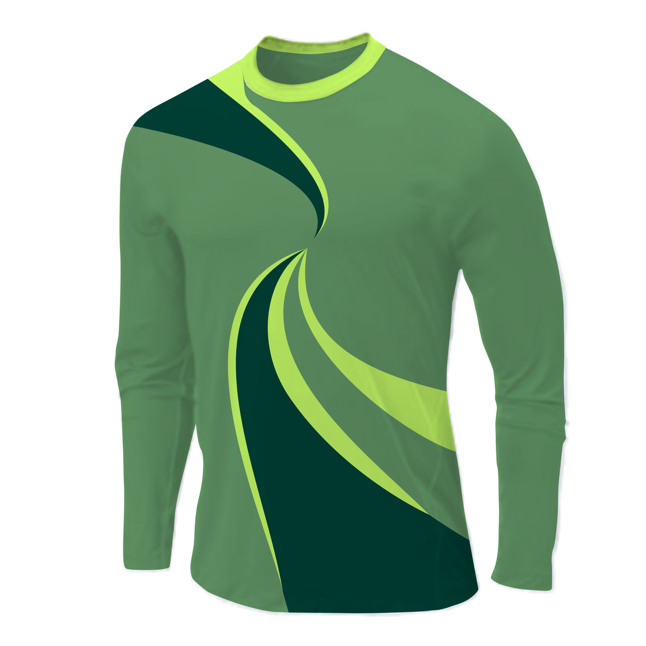 Sublimated - long sleeve t-shirt - Tyrone