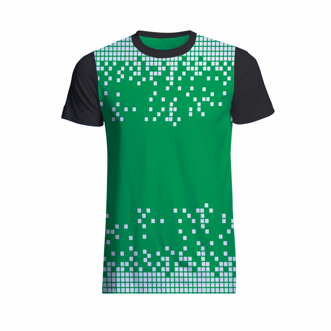 Sublimated - football shirt - Didier