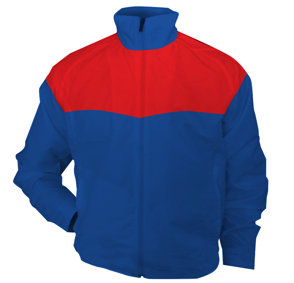 Panelled - bench jacket - Peter