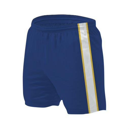 Panelled Zuco shorts - Derick