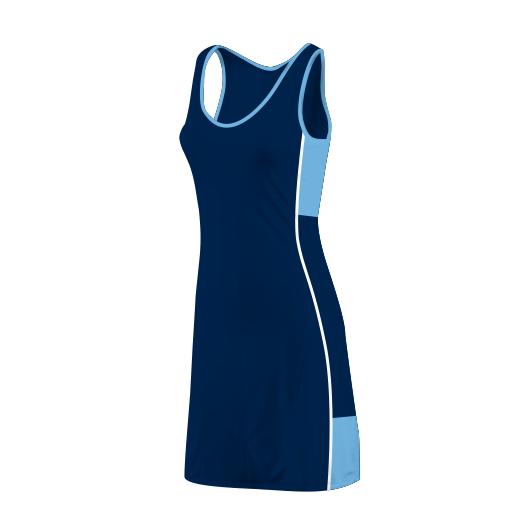 Panelled  Zuco dress - Elsunet