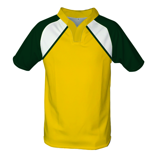 Panelled Zuco Rugby Jersey - Mick