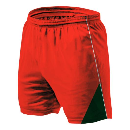 Panelled Zuco shorts - Herschelle