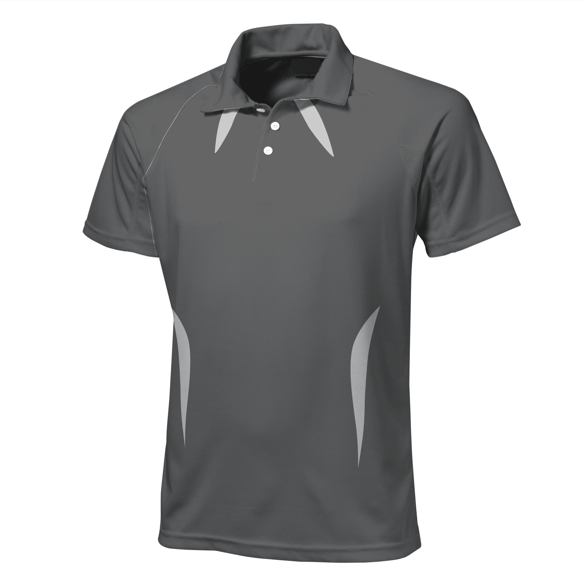 Panelled Zuco golfer - Gene