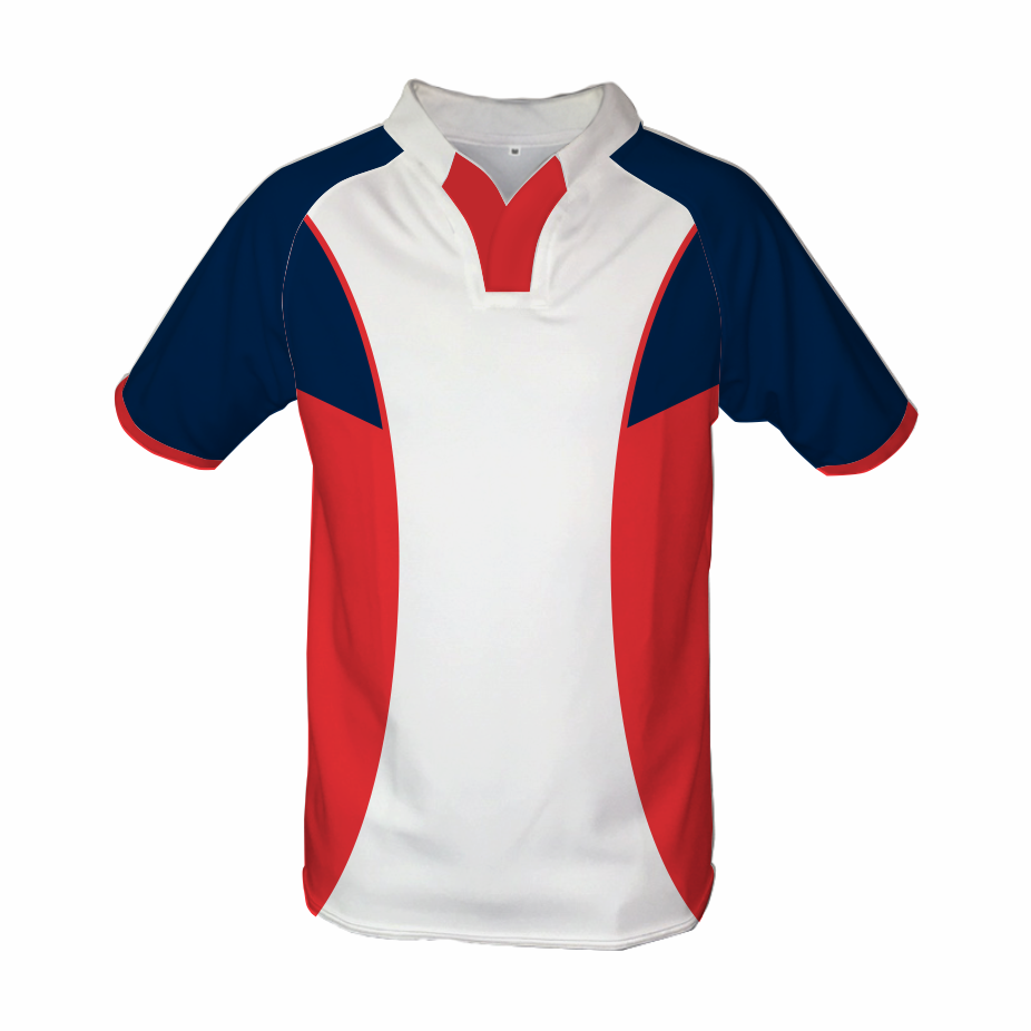 Panelled Zuco Rugby Jersey - Ben
