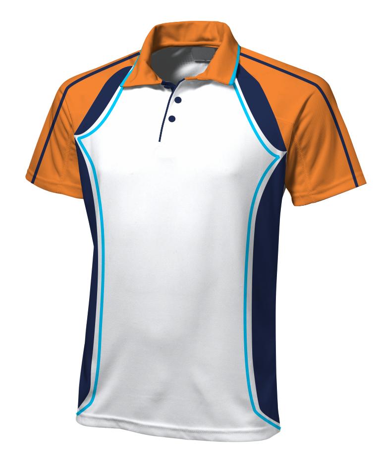 Sublimated Zuco golfer - Tyler