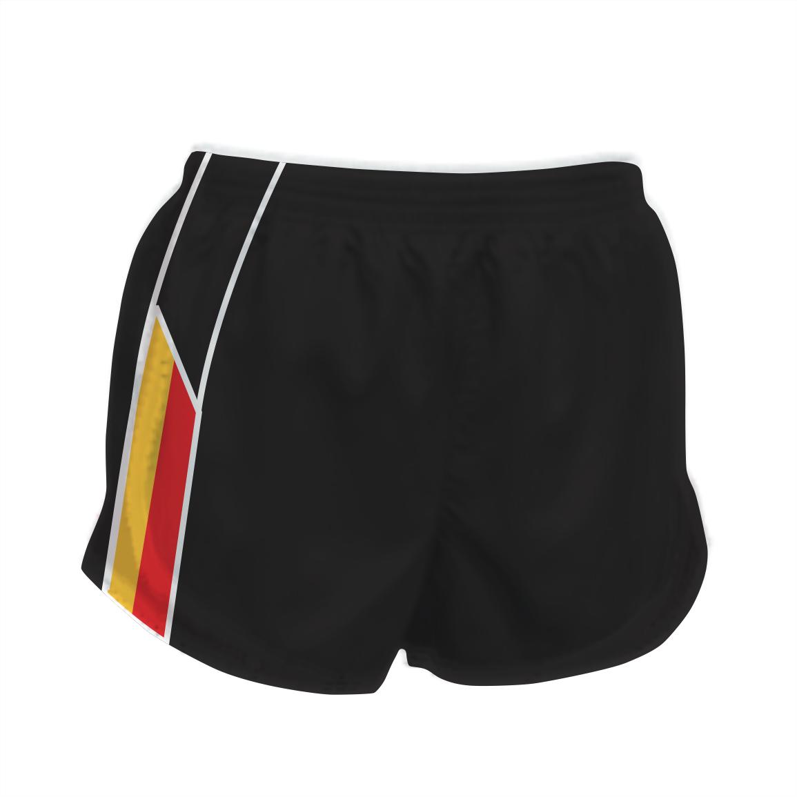 Panelled -Zuco running shorts - Vadim