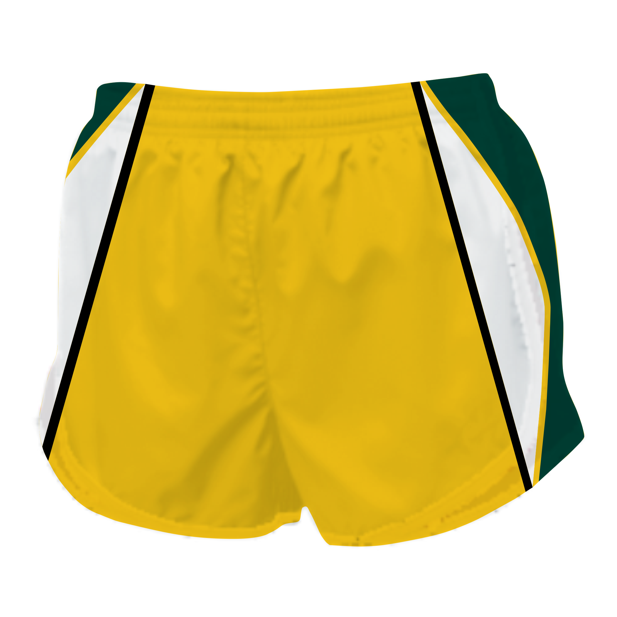 Panelled Zuco running shorts - Mick