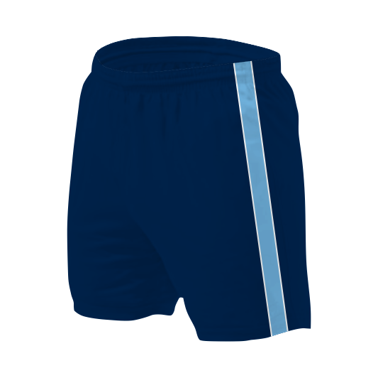 Panelled Zuco VB shorts - Repo