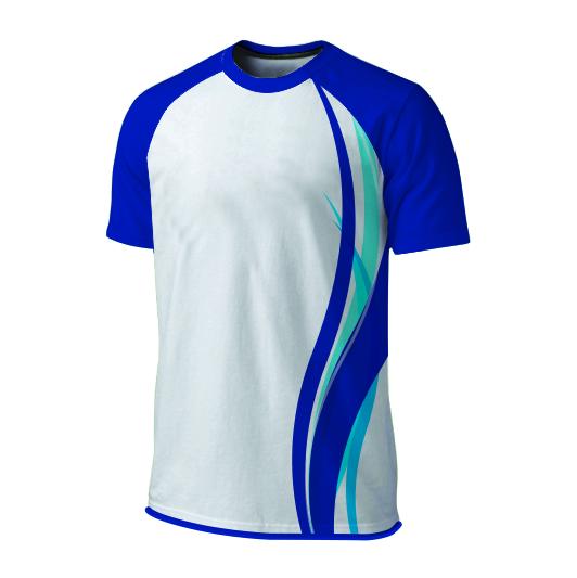 Sublimated - softball T-Shirt - Alex