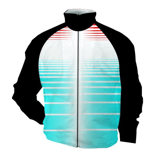 Sublimated - Bench Jacket - Eagan