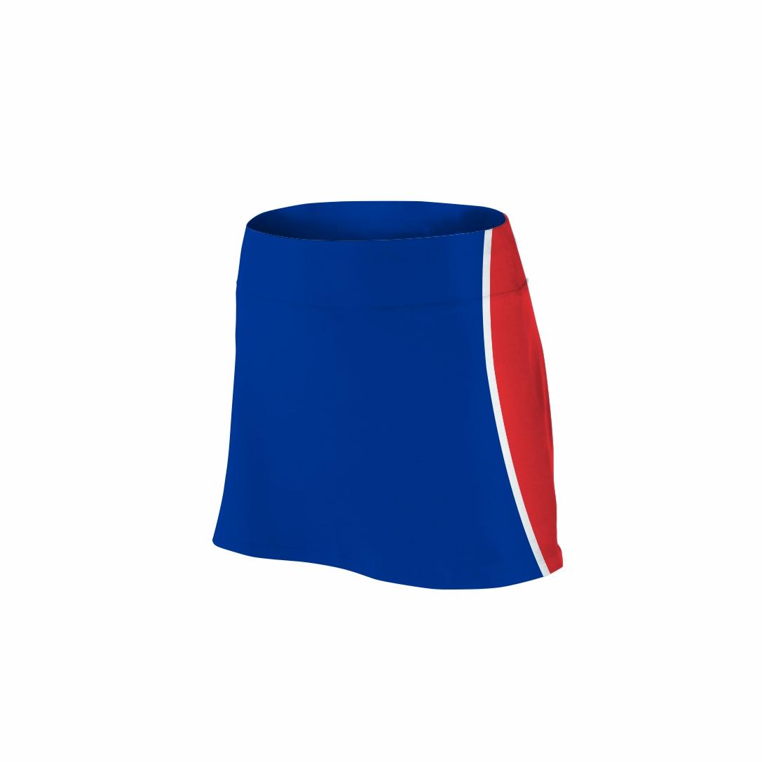 Panelled Zuco netball skirt - Maryka