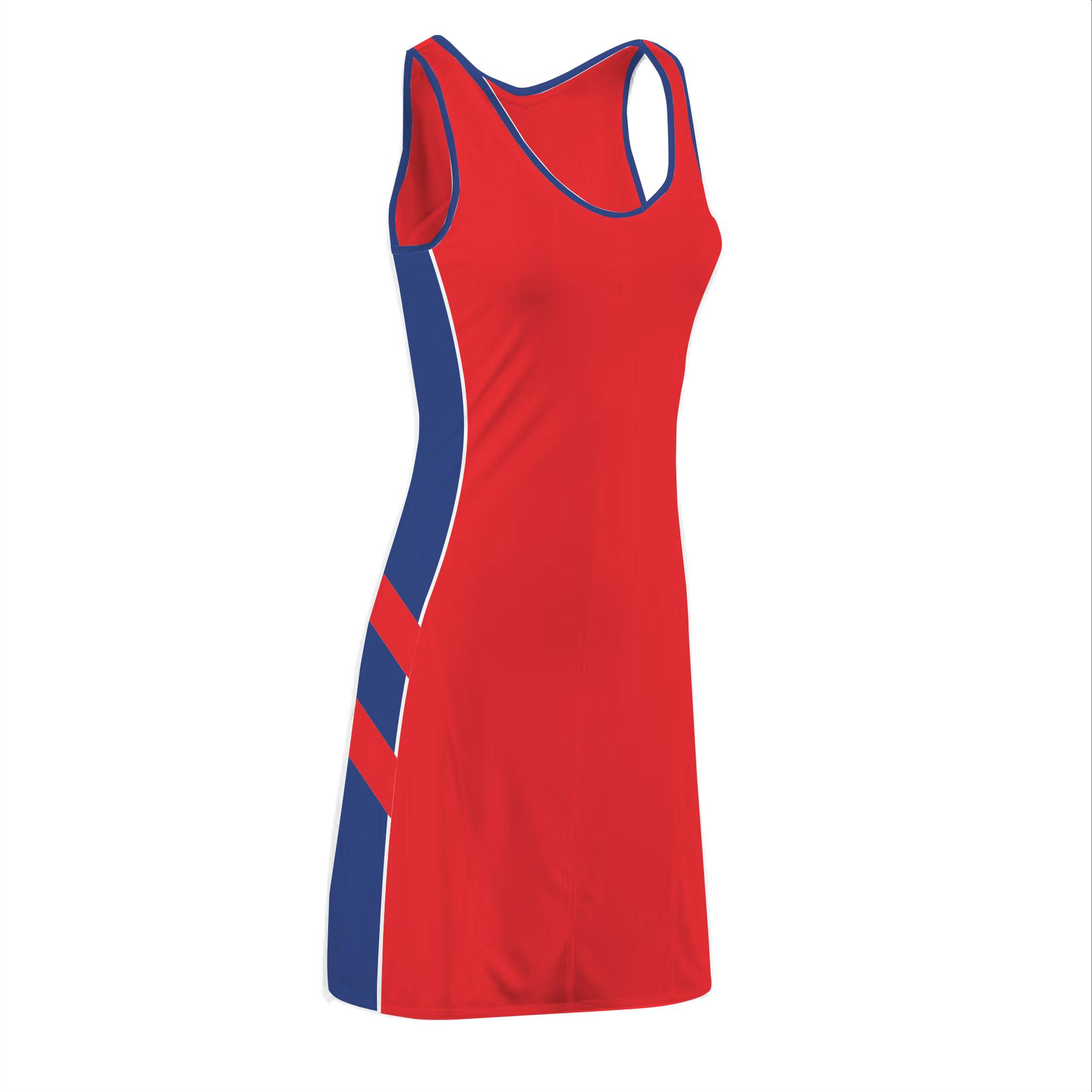 Panelled Zuco dress - Izette