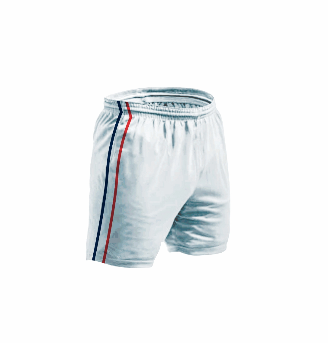Panelled Zuco shorts - Morne