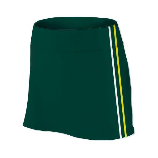 Panelled Zuco netball skirt - Tina