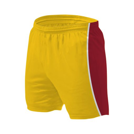 Panelled Zuco shorts - Justin