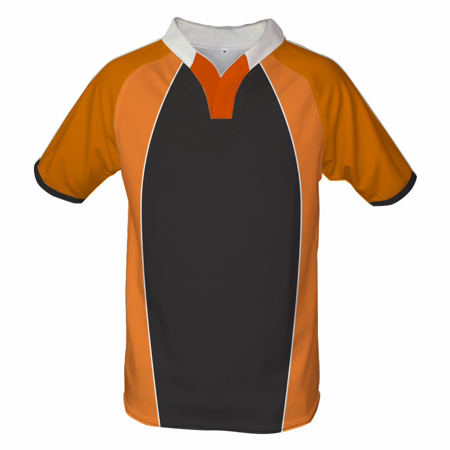 Panelled Zuco Rugby Jersey - Conrad