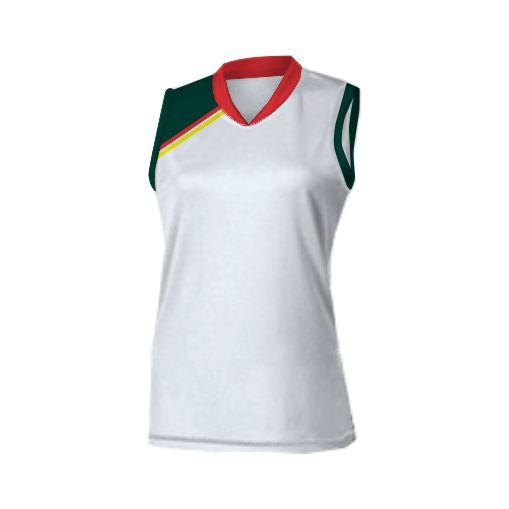 Panelled Zuco woman's VB shirt - Menzi
