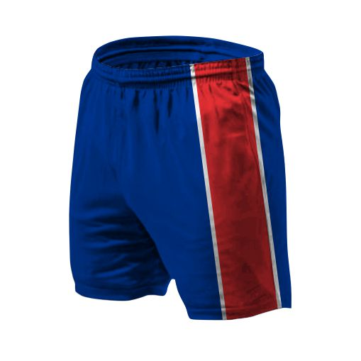 Panelled Zuco VB shorts - Jimmy
