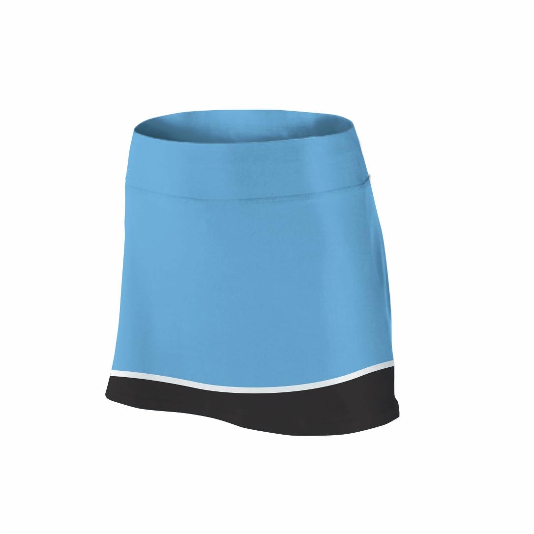 Panelled  Zuco skirt - Lenize