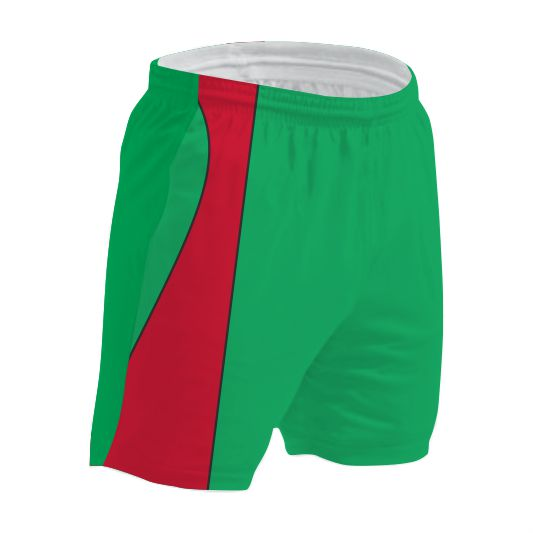 Panelled Zuco shorts - Drake