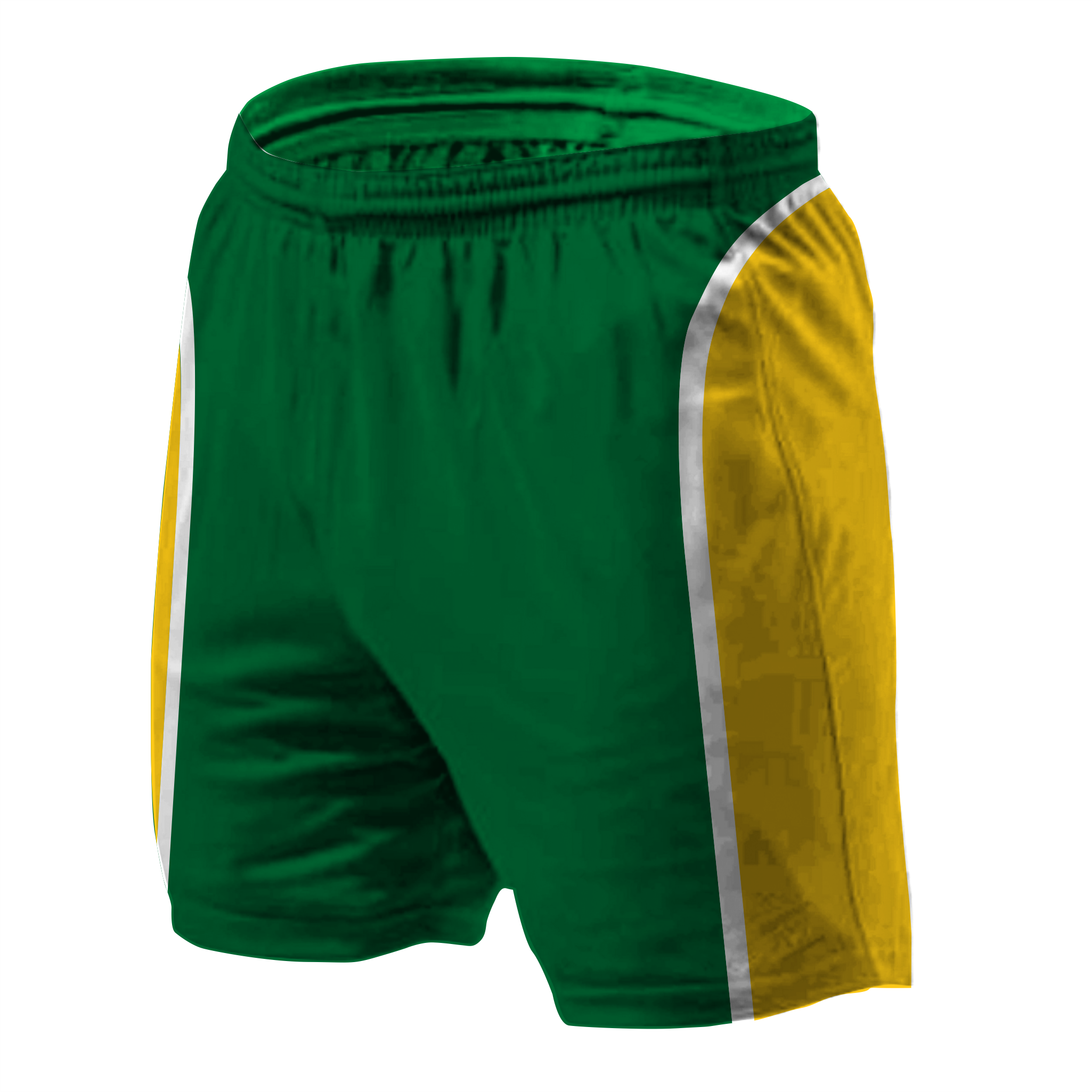 Panelled - Zuco football shorts - Bolt