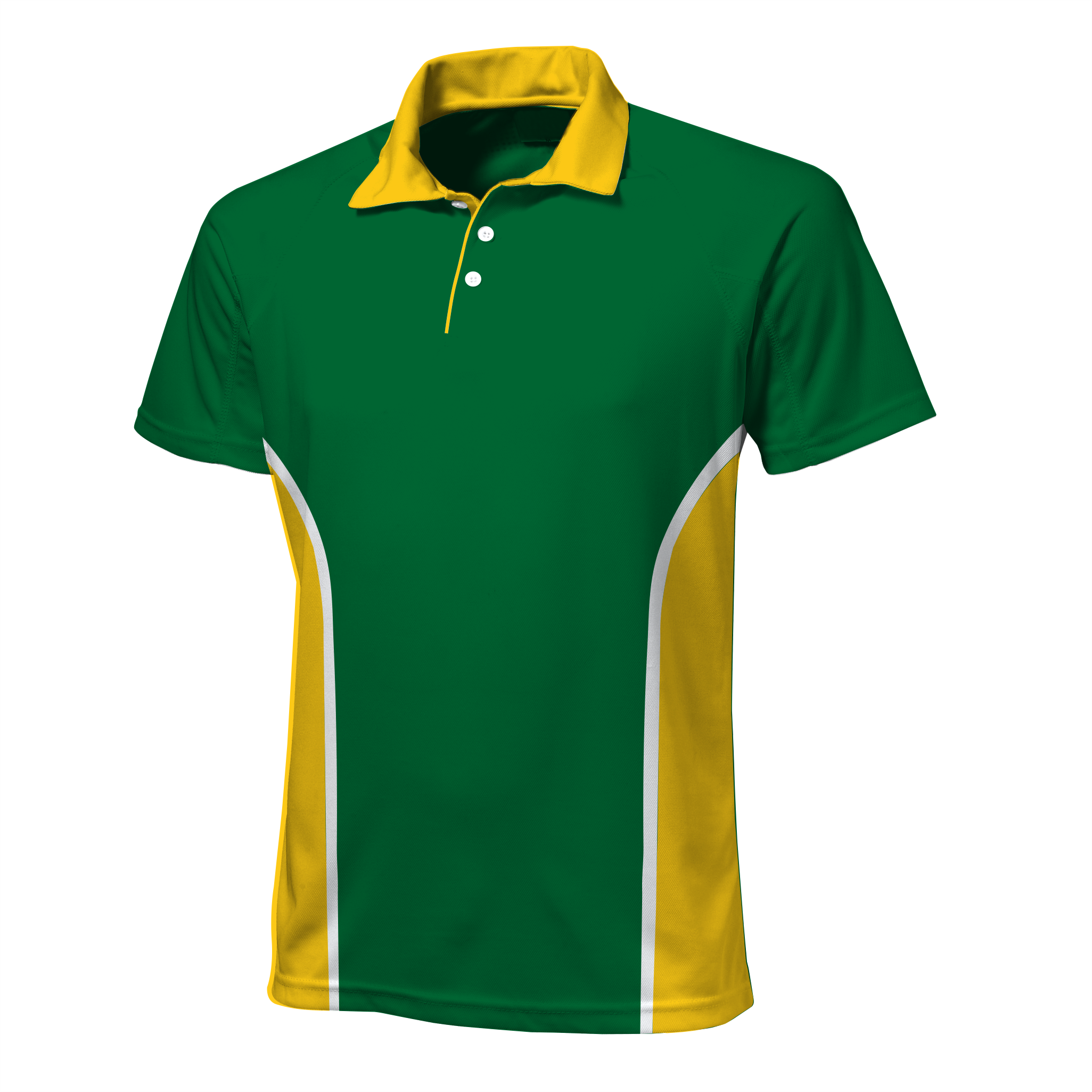 Panelled Zuco golfer - Bolt