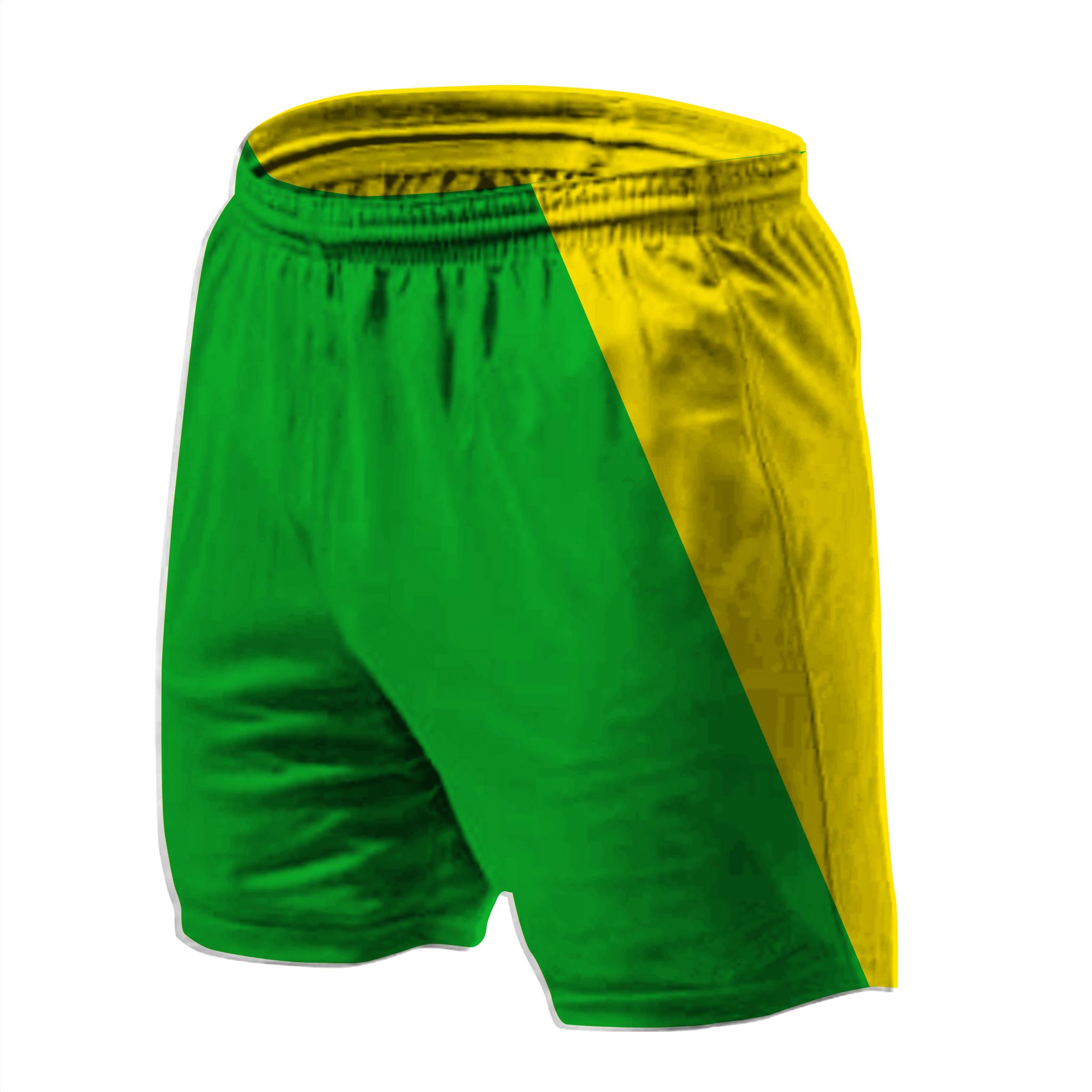 Panelled - shorts - Austin