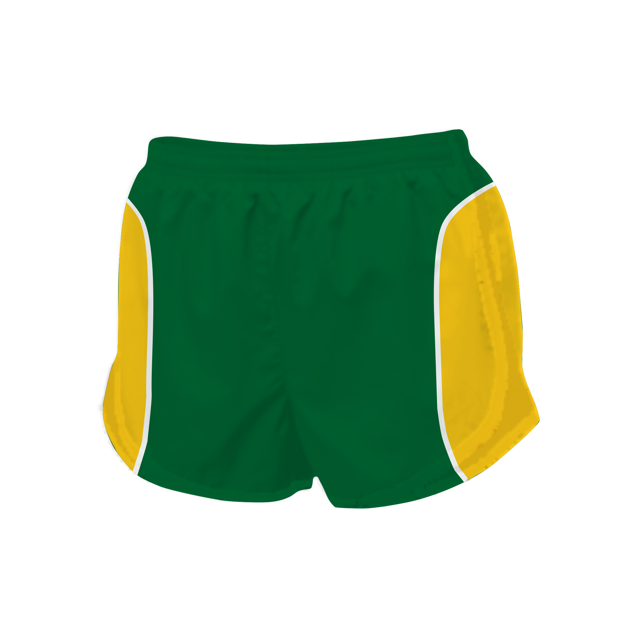 Panelled Zuco running shorts - Bolt