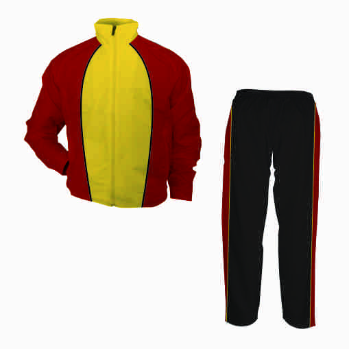 Panelled Zuco tracksuit - Drake