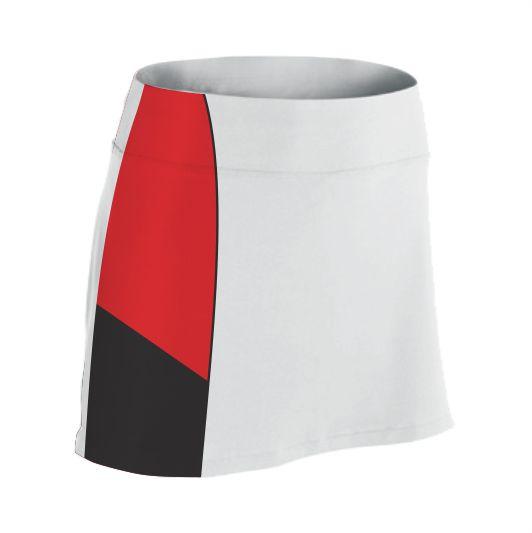 Panelled Zuco netball skirt - Arizona
