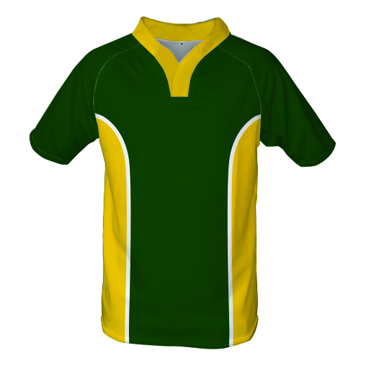 Panelled Zuco Rugby Jersey - Bolt