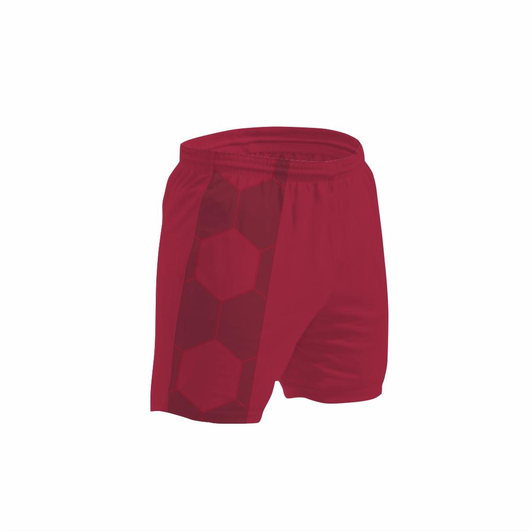 Sublimated - football Shorts - Yaya