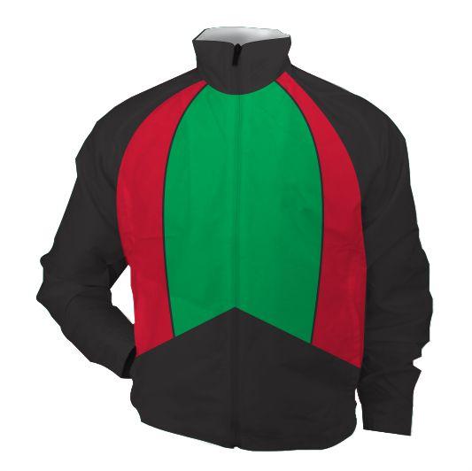 Panelled - bench jacket - drake